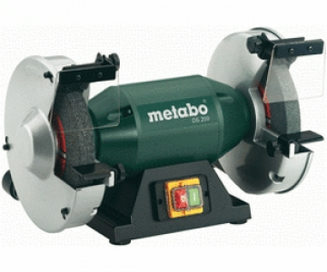 Meuleuse double - Touret - DS 200 - METABO DistrimatBTP