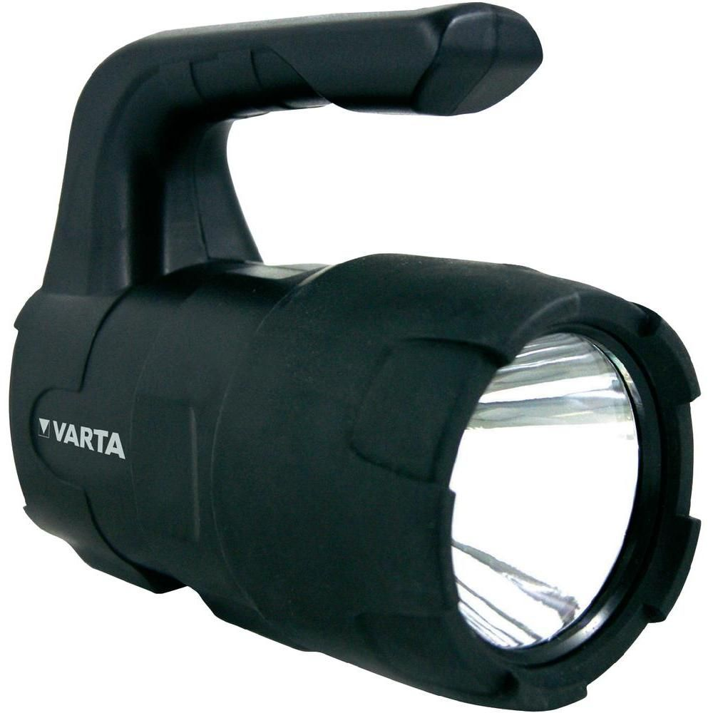 Projecteur indestructible 1 LED 3 W + 4C - TORRO VARTA DistrimatBTP